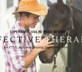 PTSD Equine Therapy USA Re-Boot Resort